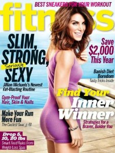 Fitness magazine for women