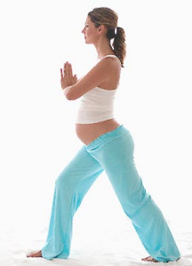 yoga asana during pregnancy