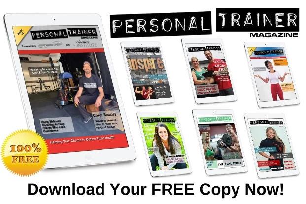 fitness professional magazine