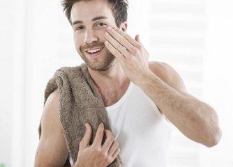 skin care men